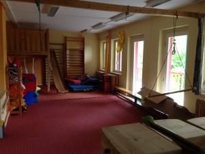 Kindergarten - großes Zimmer